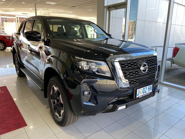 Demo Nissan Navara D23 MY21 ST-X Launceston, 2020 Nissan Navara D23 MY21 ST-X Black Star 7 Speed Sports Automatic Utility