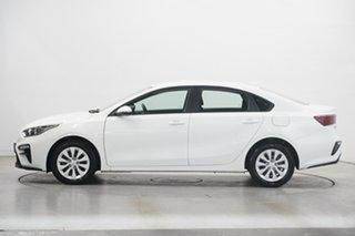2019 Kia Cerato BD MY19 S White 6 Speed Sports Automatic Sedan.
