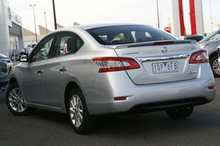 2013 Nissan Pulsar B17 ST-L Silver 1 Speed Constant Variable Sedan.