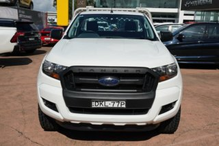 2016 Ford Ranger PX MkII XL 3.2 (4x4) White 6 Speed Manual Cab Chassis