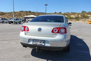 2009 Volkswagen Passat Type 3C MY09 125TDI DSG Silver 6 Speed Sports Automatic Dual Clutch Sedan