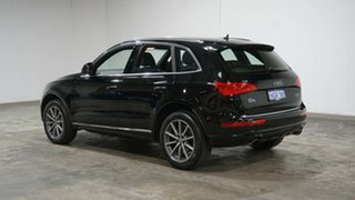 2016 Audi Q5 8R MY17 TFSI Tiptronic Quattro Sport Edition Black 8 Speed Sports Automatic Wagon.