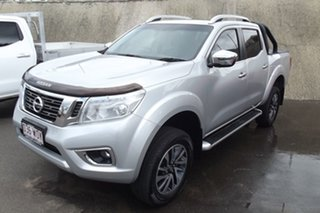 2016 Nissan Navara D23 ST-X Brilliant Silver 7 Speed Sports Automatic Utility.