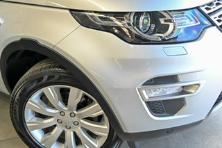 2016 Land Rover Discovery Sport L550 16.5MY HSE Luxury Silver 9 Speed Sports Automatic Wagon.