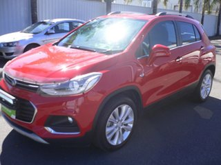 2018 Holden Trax TJ MY18 LT Red 6 Speed Automatic Wagon