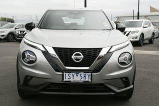 2020 Nissan Juke F16 ST-L DCT 2WD Platinum 7 Speed Sports Automatic Dual Clutch Hatchback