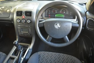 2003 Holden Ute VY White 5 Speed Manual Utility