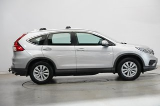 2016 Honda CR-V RM Series II MY17 VTi Silver 6 Speed Manual Wagon