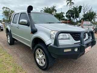 2013 Great Wall V200 K2 MY13 Silver 6 Speed Manual Utility.