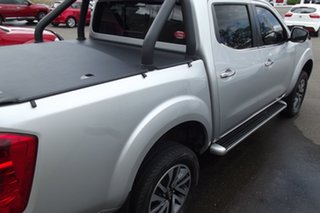 2016 Nissan Navara D23 ST-X Brilliant Silver 7 Speed Sports Automatic Utility