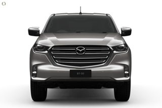 2021 Mazda BT-50 TFS40J GT Silver 6 Speed Sports Automatic Utility.