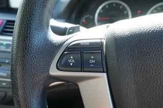 2009 Honda Accord 50 VTi Silver 5 Speed Automatic Sedan