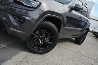 2015 Jeep Grand Cherokee WK MY15 Blackhawk Grey 8 Speed Sports Automatic Wagon.