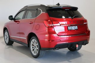2018 Haval H2 Premium 2WD Red 6 Speed Sports Automatic Wagon.