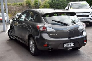 2012 Mazda 3 BL10F2 Maxx Sport Grey 6 Speed Manual Hatchback.