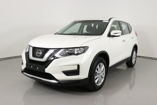 2020 Nissan X-Trail T32 MY20 ST 7 Seat (4x2) White Continuous Variable Wagon.