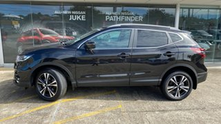 2020 Nissan Qashqai J11 Series 3 MY20 ST-L X-tronic Pearl Black 1 Speed Constant Variable Wagon