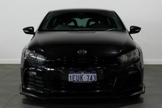 2012 Volkswagen Scirocco 1S MY13 R Coupe Black 6 Speed Manual Hatchback.