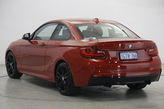 2016 BMW 2 Series F22 M235I Red 8 Speed Sports Automatic Coupe
