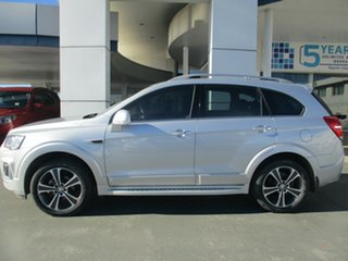 2016 Holden Captiva CG MY17 7 LTZ (AWD) Silver 6 Speed Automatic Wagon.