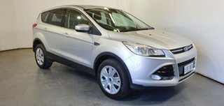 2015 Ford Kuga TF MY15 Ambiente AWD Silver 6 Speed Sports Automatic Wagon