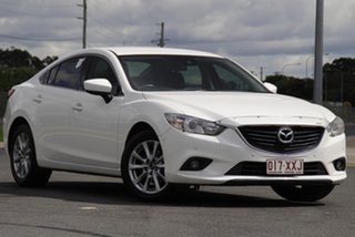 2017 Mazda 6 6C MY17 (gl) Sport White 6 Speed Automatic Sedan.