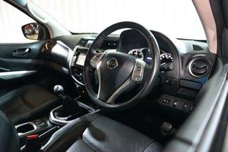 2016 Nissan Navara D23 ST-X 4x2 Blue 6 Speed Manual Utility