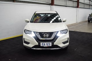 2019 Nissan X-Trail T32 Series 2 ST (2WD) White Continuous Variable Wagon.