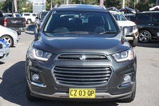 2015 Holden Captiva CG MY15 7 AWD LTZ Grey 6 Speed Sports Automatic Wagon.