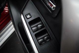 2016 Mitsubishi Pajero Sport QE MY16 GLS Red/Black 8 Speed Sports Automatic Wagon