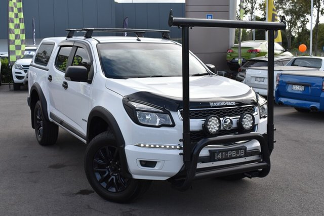 Used Holden Colorado RG MY13 LT Crew Cab 4x2 Tuggerah, 2013 Holden Colorado RG MY13 LT Crew Cab 4x2 White 6 Speed Sports Automatic Utility