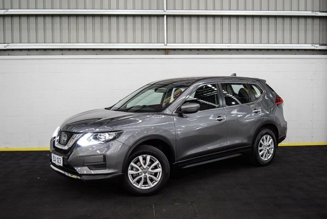 Used Nissan X-Trail T32 Series 2 ST (2WD) Canning Vale, 2019 Nissan X-Trail T32 Series 2 ST (2WD) Grey Continuous Variable Wagon
