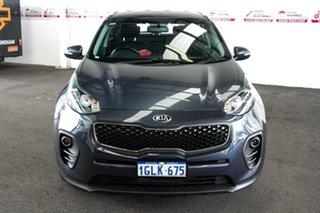 2018 Kia Sportage QL MY18 SI (FWD) Blue 6 Speed Automatic Wagon.