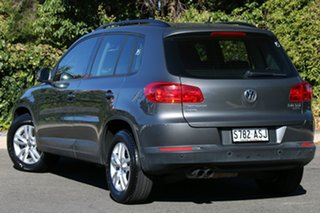 2012 Volkswagen Tiguan 5N MY12.5 132TSI Tiptronic 4MOTION Pacific Pepper Grey 6 Speed.