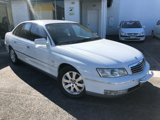 Used Holden Statesman WK Derwent Park, 2004 Holden Statesman WK White 4 Speed Automatic Sedan