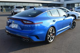 2020 Kia Stinger CK MY20 GT Fastback Blue 8 Speed Sports Automatic Sedan