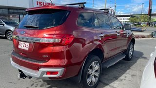 2015 Ford Everest UA Titanium Sunset 6 Speed Sports Automatic SUV