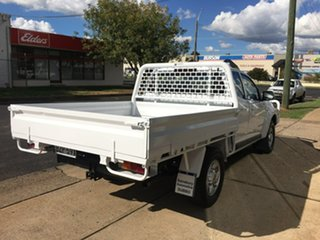 2017 Holden Colorado RG LS White Sports Automatic
