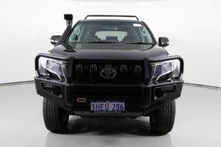 2014 Toyota Landcruiser Prado KDJ150R MY14 GX (4x4) Black 5 Speed Sequential Auto Wagon.