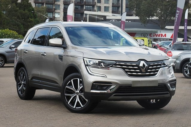 Used Renault Koleos XZG MY20 Intens X-Tronic (4x2) Rosebery, 2020 Renault Koleos XZG MY20 Intens X-Tronic (4x2) Mineral Beige Continuous Variable Wagon