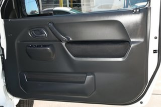 2014 Suzuki Jimny SN413 T6 Sierra White 4 Speed Automatic Hardtop