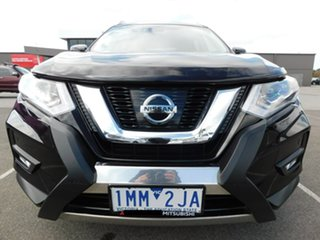 2018 Nissan X-Trail T32 Series II TL X-tronic 4WD Black 7 Speed Constant Variable Wagon