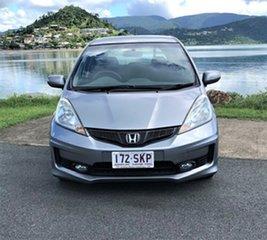 2012 Honda Jazz GE MY12 Vibe-S 5 Speed Automatic Hatchback.