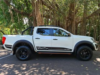 2019 Nissan Navara D23 S4 MY19 N-TREK Warrior White 7 Speed Sports Automatic Utility.