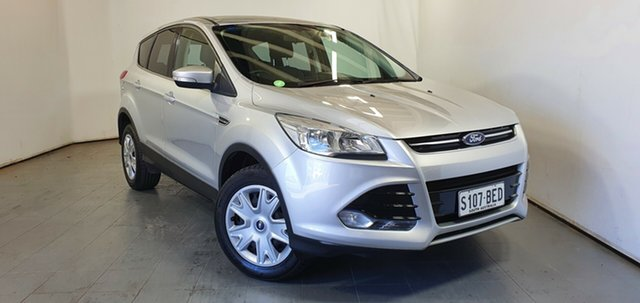 Used Ford Kuga TF MY15 Ambiente AWD Elizabeth, 2015 Ford Kuga TF MY15 Ambiente AWD Silver 6 Speed Sports Automatic Wagon