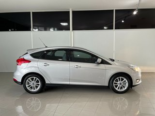 2016 Ford Focus LZ Trend Silver, Chrome 6 Speed Manual Hatchback