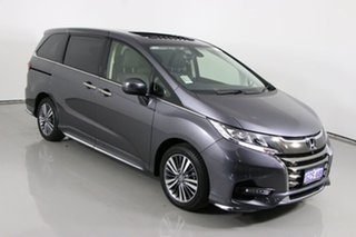2020 Honda Odyssey RC MY20 VTi-L Modern Steel Continuous Variable Wagon