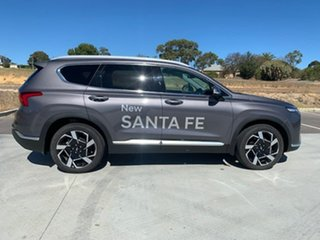 2020 Hyundai Santa Fe Tm.v3 MY21 Elite DCT Grey 8 Speed Sports Automatic Dual Clutch Wagon