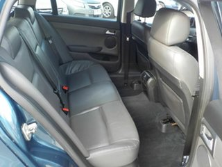 2009 Holden Commodore VE MY09.5 International Blue 4 Speed Automatic Sportswagon