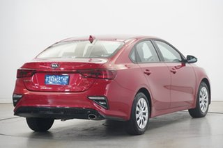 2019 Kia Cerato BD MY19 S Red 6 Speed Sports Automatic Sedan